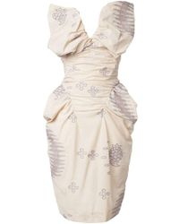 Vivienne Westwood Gold Label   'lisetta' Pencil Dress   Lyst