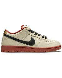Nike Кроссовки Sb Dunk Low - Серый