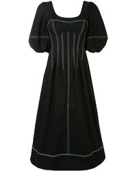 Jonathan Simkhai Lena ドレス - ブラック