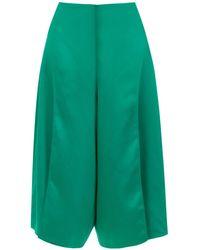 Adriana Degreas Italia Culottes - Green
