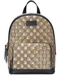 9fc84a4f00c4 Lyst - Women s Gucci Backpacks Online Sale