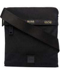 BOSS by Hugo Boss メッセンジャーバッグ - ブラック