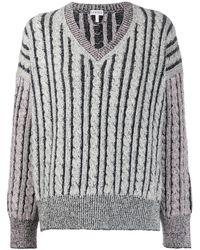 Loewe - ストライプ セーター - Lyst