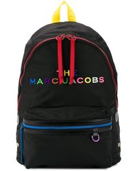 Marc Jacobs Рюкзак Pride С Логотипом - Черный