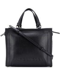 Marc Jacobs The Box Shopper Bag - Black