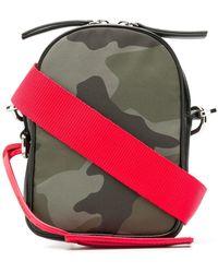 Neil Barrett - Camouflage Messenger Bag - Lyst