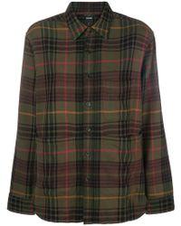 Aspesi - Camisa con botones - Lyst