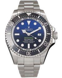 Rolex 2014 Pre-owned Sea-dweller Deepsea 44mm - Black