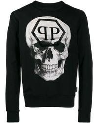 Philipp Plein Sweater - Zwart