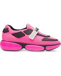 Prada Cloudbust Trainers - Pink