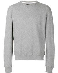 CALVIN KLEIN 205W39NYC - パッチ装飾 スウェットシャツ - Lyst
