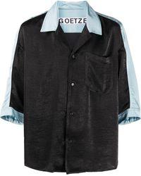 Goetze - Ted ボウラーシャツ - Lyst