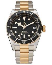 Tudor Наручные Часы Black Bay 41 Мм 2020-го Года Pre-owned - Черный