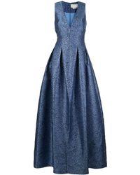 Sachin & Babi Brooke ドレス - ブルー