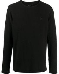 AllSaints スカル Tシャツ - ブラック