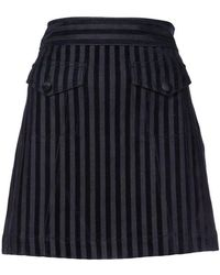 10 Crosby Derek Lam - A-line Mini Skirt - Lyst