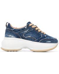 Hogan Sneaker für Damen - Blau