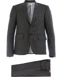 Thom Browne - Pinstripe Suit - Lyst