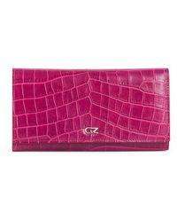 Giuseppe Zanotti Selene 財布 - ピンク