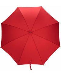 Mackintosh Parapluie Heriot à anses arrondies - Rouge