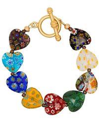 Brinker & Eliza Gold-plated Higher Love Bracelet - Metallic