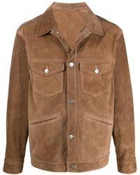 Isabel Marant ボタン ジャケット - ブラウン
