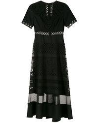 Martha Medeiros Alexa ドレス - ブラック