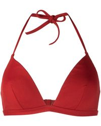 Eres Haut de bikini à dos-nu - Rouge