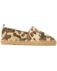 1ebeca762eac Dolce & Gabbana Natural Leopard Print Pony Ragusa Driving Shoes for ...