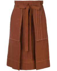 Sonia Rykiel - Fitted Pencil Skirt - Lyst