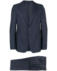 Prada - Tailored Two Piece Suit - Lyst