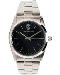 Zadig & Voltaire Zv Timeless 36mm - Blue