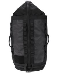 The North Face Explore Travel Backpack - Black