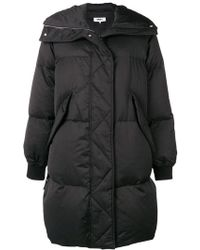 MM6 by Maison Martin Margiela - Padded Puffer Coat - Lyst