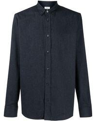 Filippa K Lewis フランネルシャツ - ブルー