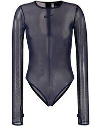 Nike Sportswear Tech Pack ボディスーツ - ブルー