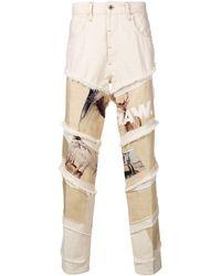 G-Star RAW Jeans con stampa cervo - Neutro