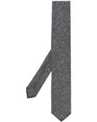 Lardini - Knitted Tie - Lyst
