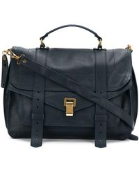 Proenza Schouler Ps1 Large - Синий