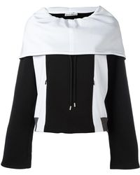 Paco Rabanne - Oversized Zipped Hoodie - Lyst