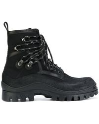DSquared² | Treaded Lace-up Boots | Lyst