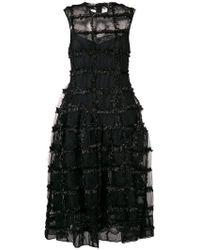 Simone Rocha - Ausgestelltes Kleid - Lyst