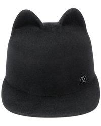 2ee7f5126501ad Silver Spoon Attire Cashmere Cat Mask in Black - Lyst