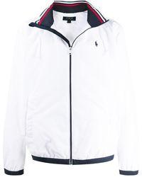 Polo Ralph Lauren - ロゴ フーデッドジャケット - Lyst