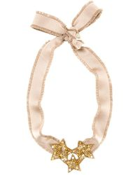 RED Valentino Red(v) Party Ballet Necklace - Multicolor