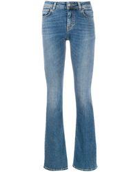 Haikure Bootcut Jeans - Blue