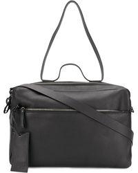Marsèll Tag Detail hand-luggage - Black