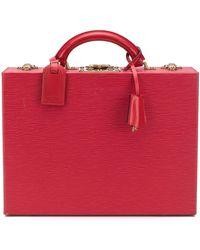 Louis Vuitton Шкатулка 1990-х Годов Pre-owned - Красный