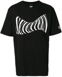 KTZ Liquify Seventeen Tシャツ - ブラック