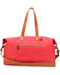Ally Capellino Cooke Travel & Cycle Tas - Rood